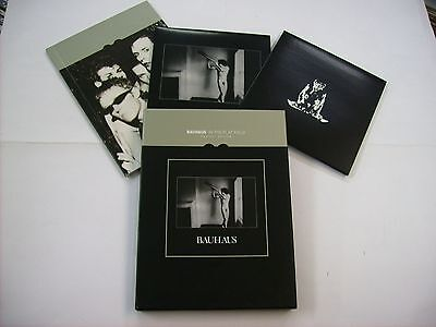 Bauhaus - In The Flat Field - 2Cd Boxset Like New 2009 Omnibus Edition