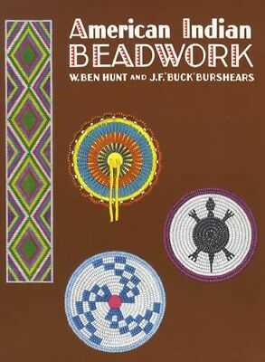 Native American Indian Beadwork - Patterns Directions Making Looms & More