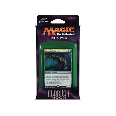 MTG Magic the Gathering BNIB Eldritch Moon Intro Pack Weapons and Wards