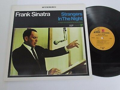 Frank Sinatra/strangers In The Night  Lp Wea Reprise Rep 44 006 U