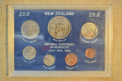 New Zealand Coin Collection