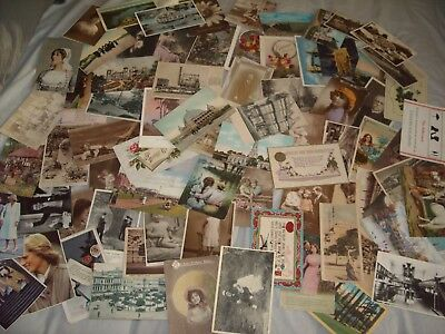 Breaking My Collection -- POSTCARDS Lot 2---Signed For Delivery Only