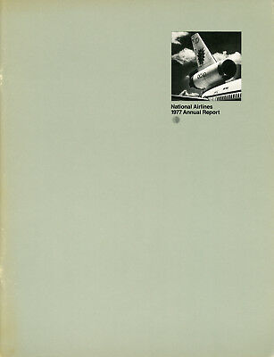 National Airlines 1977 Annual Report