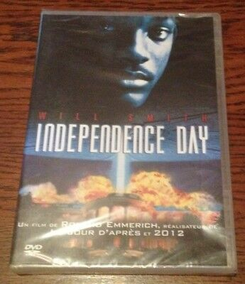 - DVD -  INDEPENDEANCE DAY avec WILL SMITH ..NEUF blister Film en 2 versions