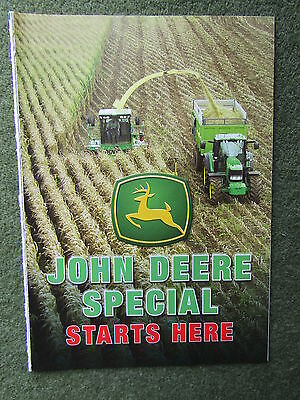 Vintage Classic John Deere tractor history etc guides magazine articles
