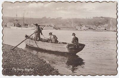 Postcard - The Ferry Youghal Co Cork - Real Photo Milton