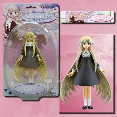 Chobits Series 1 Chi 6-Inch Action Figure - Toynami