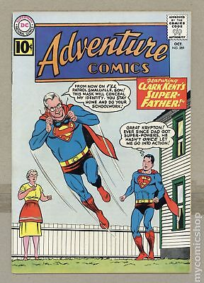 Adventure Comics (1st Series) #289 1961 VG 4.0