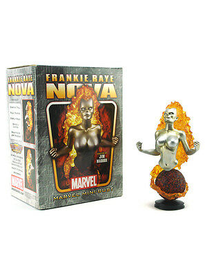 Bowen Designs Frankie Raye Nova Mini Bust Marvel Sample 2203/2500 New In Box