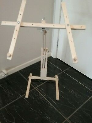 Cross Stitch/embroidery Floor Stand Fully Adjustable - New