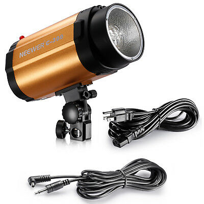 Neewer Real Output 300W Smart 300SDI Strobe Flash Studio Light Lamp Head