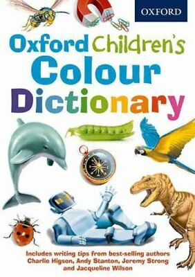 Oxford Children's Colour Dictionary by Oxford Dictionaries 9780192737540