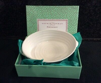 Sophie Conran Portmeirion Mini Oval Dish New Boxed