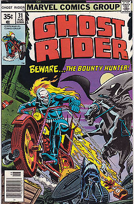Ghost Rider #31 Vf/nm
