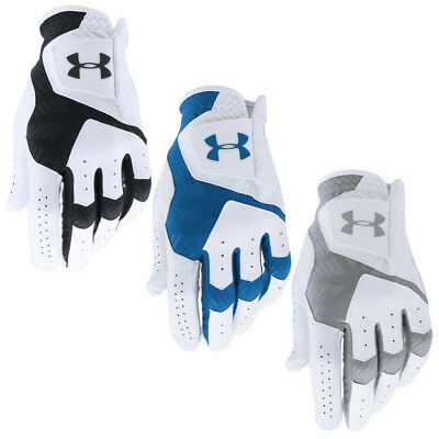Under Armour Men's Coolswitch Golf Glove - Left Hand for Right Handed Golfer