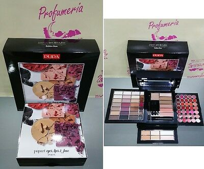 Trousse PUPA PUPART REVOLUTION XL (Make Up Kit-Maquillage) GOLDEN PLUM N° 01NEW