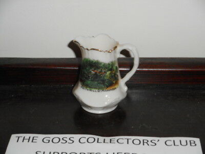 Grosvenor Ware Crested China Jug - CT - Frith Hill, Great Missenden