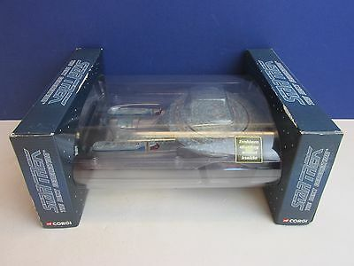 sealed CORGI STAR TREK USS ENTERPRISE D 40th anniversary edition cc96603 T14