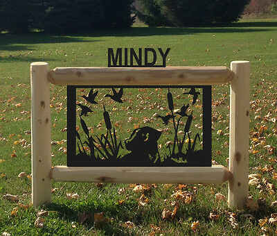 Personalized Labrador Retrievers - Dogs - Duck Hunting - Pets - Ducks Unlimited