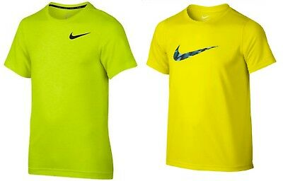 New Nike Boys' Dr-Fit Athletic Training Shirt Size Small, Medium, and XL
