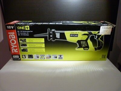 Ryobi ONE+ 18V Reciprocating Saw,Brand New And Boxed.
