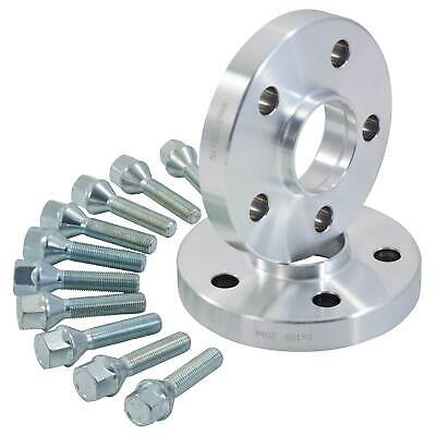 W639 5x112 66.6 +OE Bolts For Mercedes Vito Wheel Spacers 15mm 2 03-14