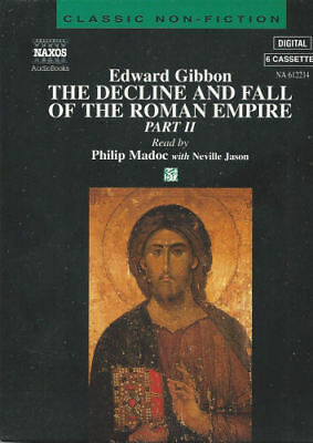 Audio book - Decline and fall of the Roman Empire by Edward Gibbon  -  Cass - Ab