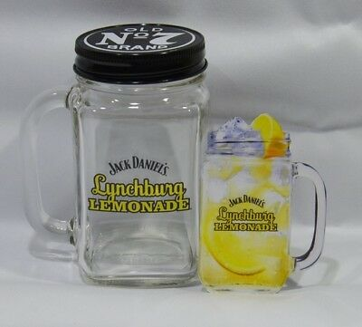 JACK DANIEL'S WHISKEY Chope Pot Pichet Lemonade Lynchburg + magnet NEUF