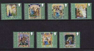Guernsey 2012 The Christmas Story MNH (7)