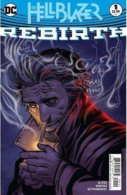 Hellblazer Rebirth #1