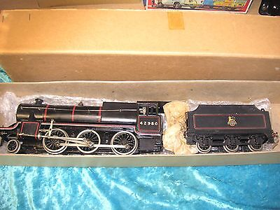 Bassett Lowke Dampflokmotive 42980 Tender Spur 0 1C Echtdampf Live Steam Engine