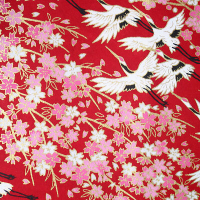 Japanese Handcrafted Yuzen Washi Chiyogami Origami Paper - 630mm x 945mm