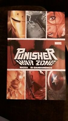 Punisher Enter the war zone Graphic Novel