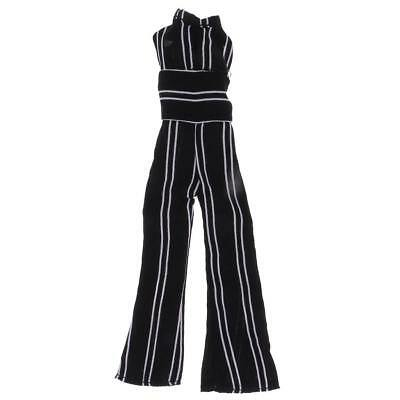 fa732096b9f Pretty Clothes For Barbie Doll Jumpsuits Pants Shirt Camisole Dress Up Acc
