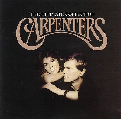 (THE) CARPENTERS: ULTIMATE COLLECTION 2x CD GREATEST HITS THE VERY BEST OF / NEW