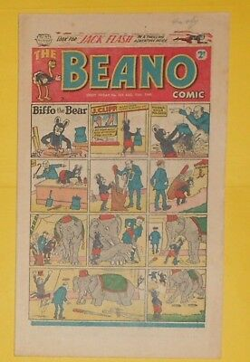 The Beano Comic # 369 , Pansy Potter, 1949.  Vg Condition .