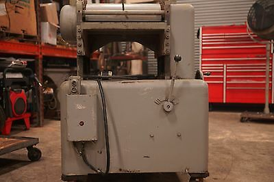 "Thickness Planer 20"" 5 HP 3 Phase motor Heavy Duty, FREE FREIGHT"