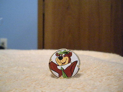 Yogi Bear Ring Hong Kong 1970s