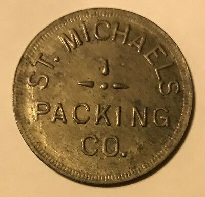 St. Michaels, Md Trade Token, St. Michaels Packing Co., 10