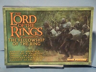 Games Workshop Lord Of The Rings Ambush At Amon Hen! New!