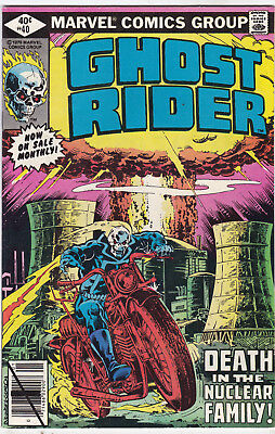 Ghost Rider #40 vf/nm