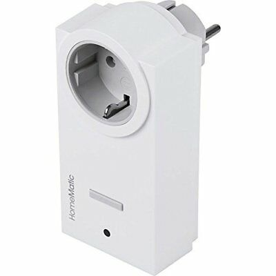 HomeMatic wireless switch actuator plug adapter 1-channel, 130248A0