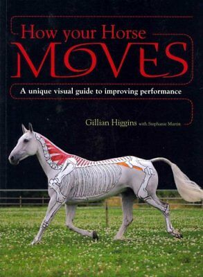 How Your Horse Moves A Unique Visual Guide to Improving Perform... 9781446300992