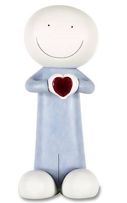 Doug Hyde A MESSAGE FOR YOU - SCULPTURE Hearts Love Resin St Valentines Day Art