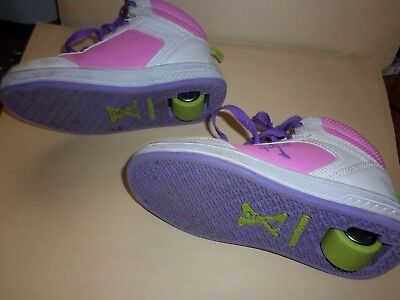 Roller/wheel Shoes Size 2 Like New Worn Once