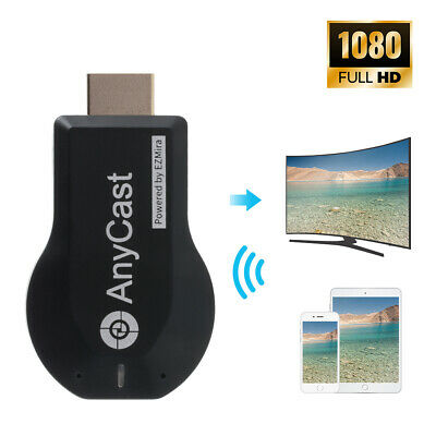 MiraScreen 1080P Wifi Display Dongle Receiver HDMI DLNA Miracast Airplay AH359