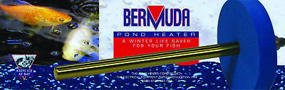 Bermuda Pond Heater 150 watt