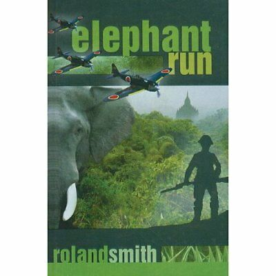 Elephant Run - Perfect Paperback NEW Smith, Roland 2010-01-01