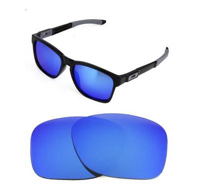 a78428c46f51b New Polarized Replacement Ice Blue Lens For Oakley Catalyst Sunglasses
