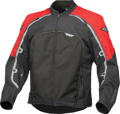 Fly Racing Butane 4 Jacket Red/Black Large